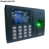 Máy chấm công vân tay Ronald Jack K70