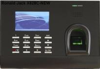 Máy chấm công vân tay Ronald Jack X628C-Thế Hệ Mới
