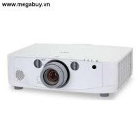 Máy chiếu chuyên nghiệp ống kính rời NEC NP-PA600XG
