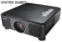 Máy chiếu đa năng Vivitek DU6871