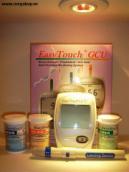 Máy đo đường huyết, Biotech- MC301,(Gout, Mỡ máu 3 in 1)