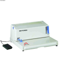 Máy đóng sách gáy xoắn cuộn Silicon BM-PC2000A