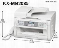 Máy fax laser đa năng Panasonic KX-MB2085