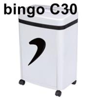 Máy hủy tài liệu Bingo C30
