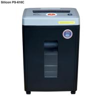 Máy hủy giấy Silicon PS-610C