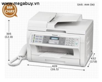 Máy in đa chức năng Panasonic KX MB2090