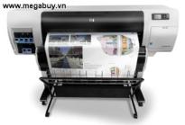 Máy in khổ rộng HP Designjet T7100 Monochrome Printer: 42 inch - Ao (CQ102A)