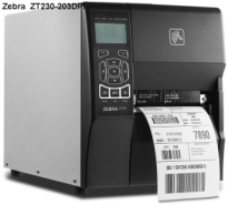Máy in tem nhãn mã vạch Zebra ZM 400