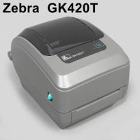 Máy in tem nhãn mã vạch ZebraA S4M