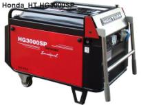 Máy phát điện giảm thanh Honda Hữu Toàn HG3000SP, 2KVA