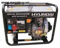 Máy phát điện Diesel Hyundai-DHY4000LE,( 3 KW ,đề nổ)