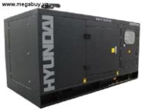 Máy phát điện Hyundai-DHY45KSE (3pha, chạy dầu, 40 KVA)