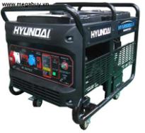 Máy phát điện Hyundai-HY12000LE (9.0-10.0 KW), xăng trần, đề nổ