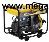 Máy phát điện Kipor KDE6500X
