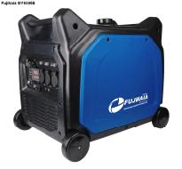 Máy phát điện biến tần kỹ thuật số FUJIHAIA GY6500E (5.5/6.5 KVA) / Đề nổ / LCD