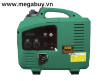 Máy phát điện biến tần kỹ thuật số VGPGEN 2000EL 2KVA ,LCD, đề nổ