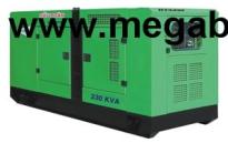 Máy phát điện công nghiệp Hữu Toàn HT5J38