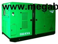 Máy phát điện công nghiệp VOLVO HT5V25