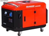 Máy phát điện giảm thanh Honda Hữu Toàn HG4600SP, 3 KVA