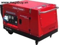 Máy nổ xăng giảm thanh 1pha Hữu Toàn Kohler- HK16000SDX
