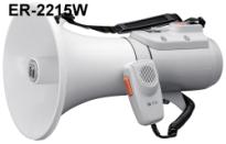 Megaphone đeo vai TOA ER-2215W