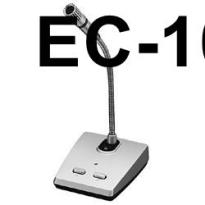 Micro thông báo TOA EC-100M