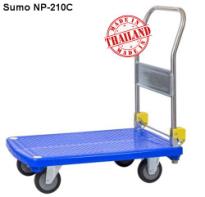Xe đẩy hàng sàn nhựa SUMO Thái Lan NP-210C