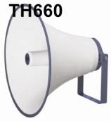 Phần phản xạ của loa TOA TH-660