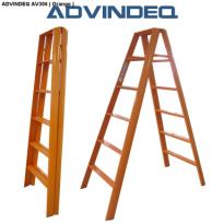 Thang nhôm chữ A đài loan 12 bậc ADVINDEQ AV306