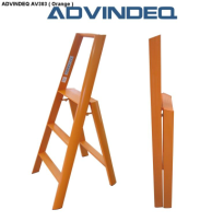 Thang nhôm đài loan 3 bậc ADVINDEQ AV303