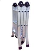 Thang nhôm Pal B6-245, 7.3m.gấp 4 đoạn khóa tự động