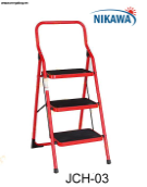 Thang nhôm ghế 3 bậc Nikawa JCH-03