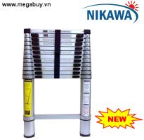 Thang nhôm rút Nikawa NK-38 (3.8m)
