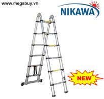 Thang nhôm rút gọn Nikawa NK-38AI ( 3,8m )