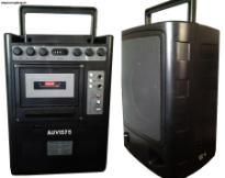 Thiết bị âm thanh trợ giảng AUVISYS AM-451Black