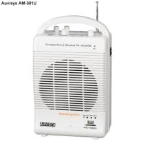 Thiết bị âm thanh trợ giảng cao cấp Auvisys USA AM-301U
