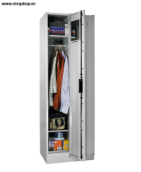 Tủ áo 2 buồng, 5 đợt, 2 mắc áo TST2-KV