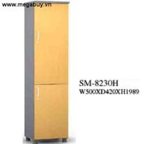 Tủ cao cá nhân Fami SM8230H-MB