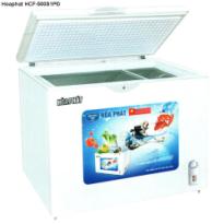 Tủ đông Hòa Phát HCF-500S1 (252 Lít,dàn đồng,1 ngăn đông)