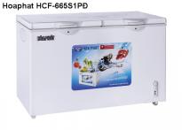 Tủ đông Hòa Phát HCF-665S1PĐ( 352 Lít, 1 ngăn đông,giàn đồng)