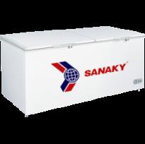 Tủ đông Sanaky VH-565HY 565L, 2 cánh mở lên