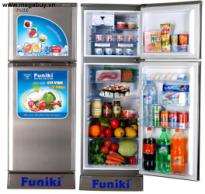 Tủ lạnh FUNIKI FR-136CI, 130L, không đóng tuyết