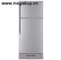 Tủ lạnh NK Sharp SJ166SSL - 165lít màu bạc
