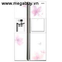 Tủ lạnh SBS Samsung RS21HKLFH - 506 lít