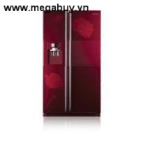 Tủ lạnh SBS Samsung RS21HKLPM- 506 lít