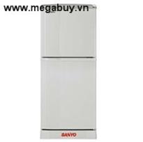 Tủ lạnh Sanyo SR11JNMS 110L Màu bạc