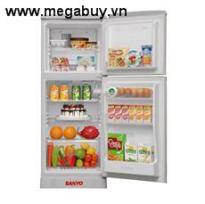Tủ lạnh Sanyo SR13JNMS 130L Màu bạc