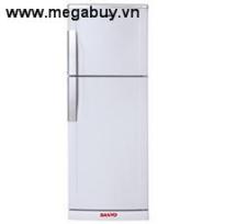Tủ lạnh Sanyo SR19HNMH 185L Màu xám