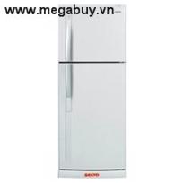Tủ lạnh Sanyo SR21MNSL 205 Lít, màu bạc