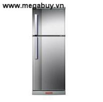 Tủ lạnh Sanyo SRP21JNSU 205L Tia cực tím, màu thép ko gỉ